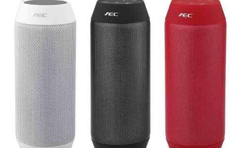 AEC BQ 615 Bluetooth speaker review