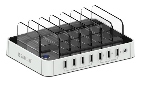 Satechi 7-port multi charging station review