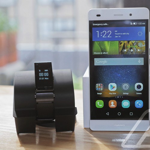 Huawei P8 Lite & TalkBand B2 review