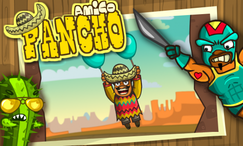 Amigo Pancho puzzles – Game Review