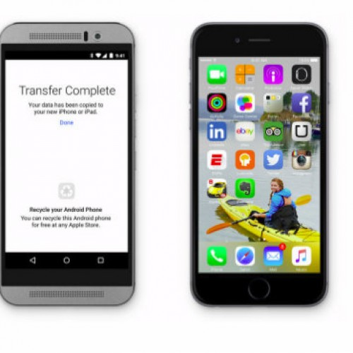 Apple makes Android Migration possible with iOS 9