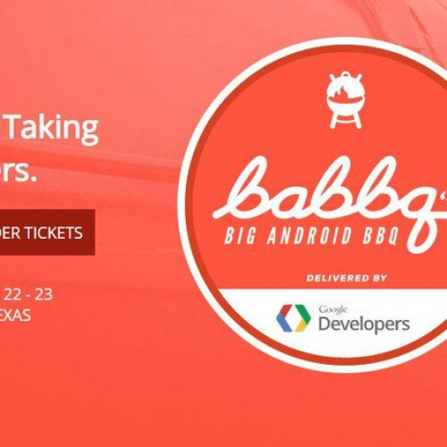 Google Developers named as key partner in 2015 Big Android BBQ