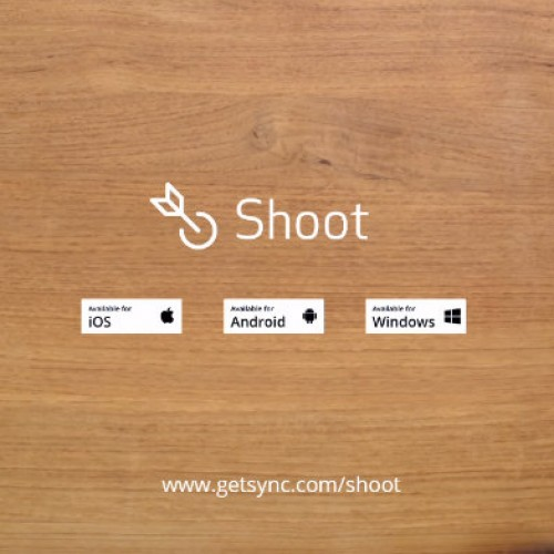 Easily share files between devices with BitTorrent Shoot