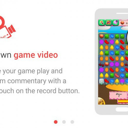 Easily record your game play with Samsung's Game Recorder+
