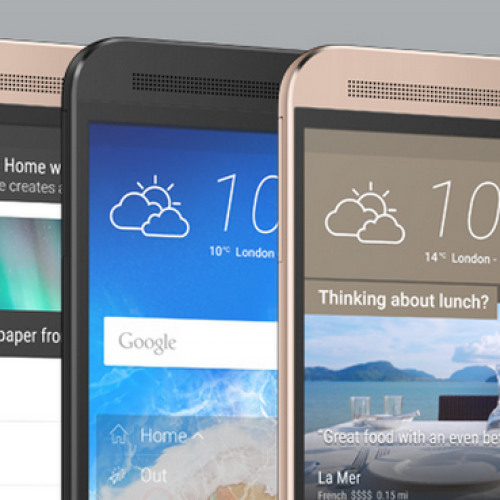 HTC One ME announced with Mediatek Helio X10