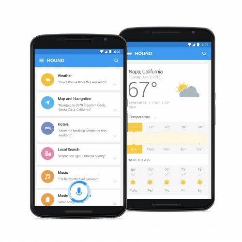 SoundHound reveals a Powerful Assistant App-Hound