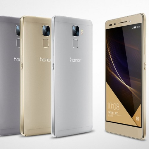 Huawei Honor 7 launched with in metal starting at $322