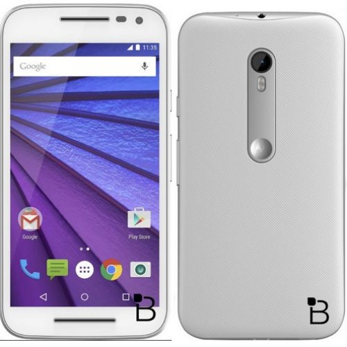 Motorola Moto G (2015) press renders leaked