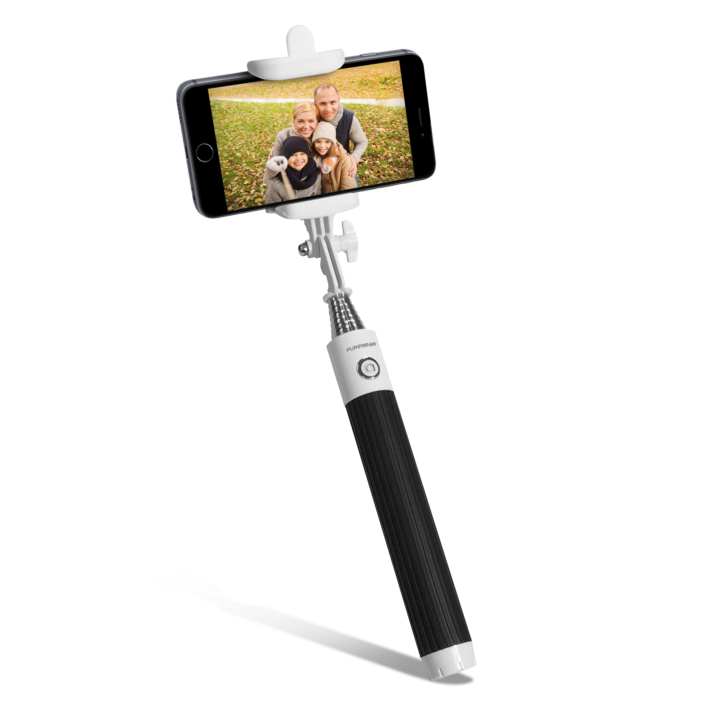 puregear bluetooth selfie stick review androidguys. Black Bedroom Furniture Sets. Home Design Ideas