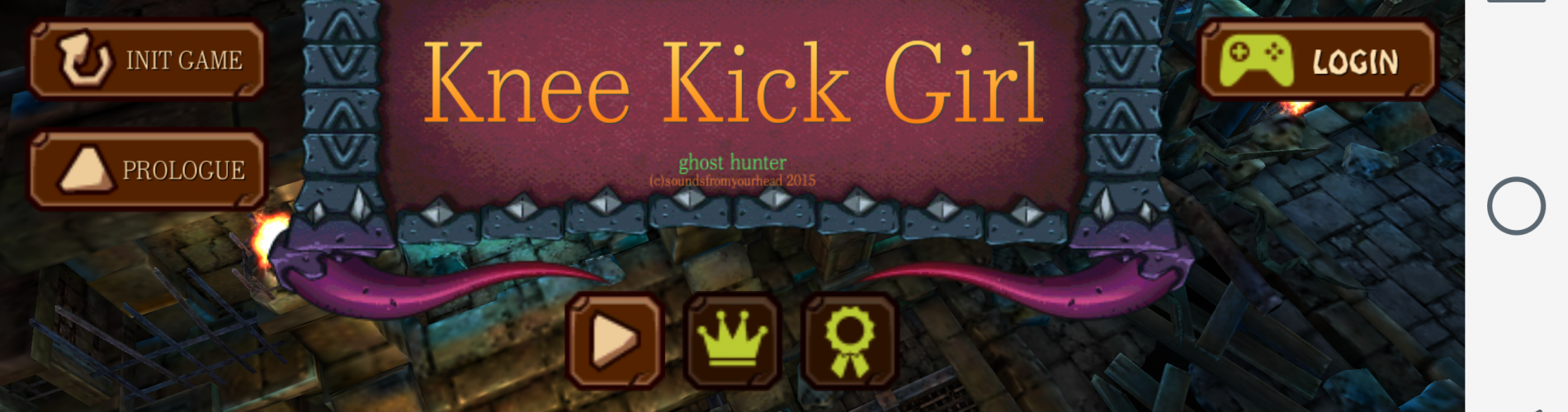 Knee Kick Girl: an RPG with loose controls, a paywall, and a good soundtrack (App Review)