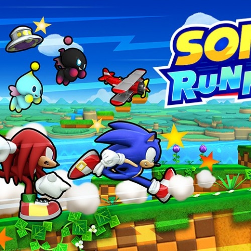 Sonic Runners makes its worldwide debut