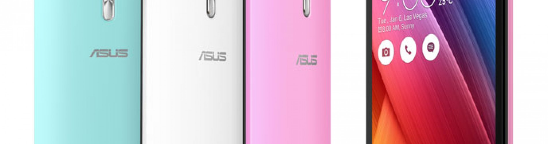 Asus intros the ZenFone Selfie at Computex