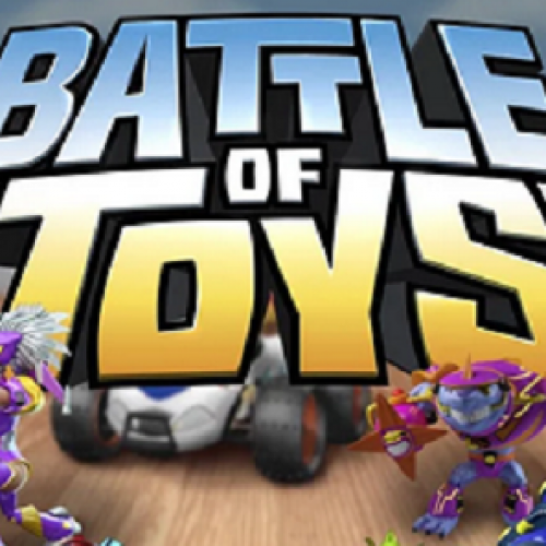 Battle of Toys: an easy to play fighting game (review)