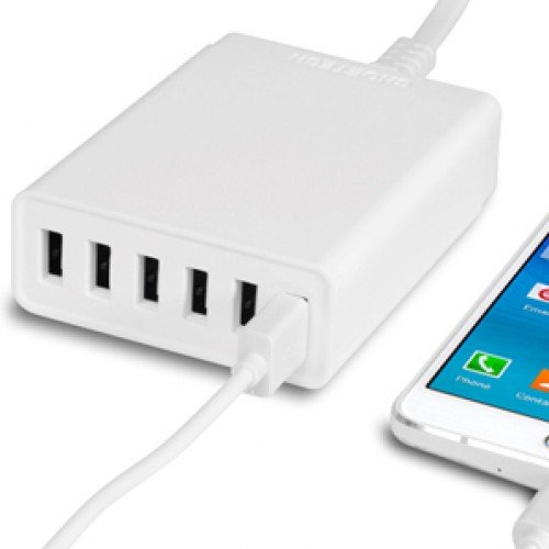 CHOETECH six port multi-USB charger review