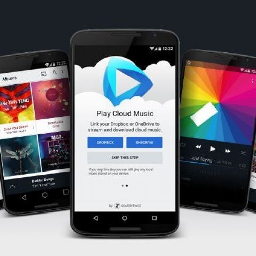 CloudPlayer turns cloud storage into a music player