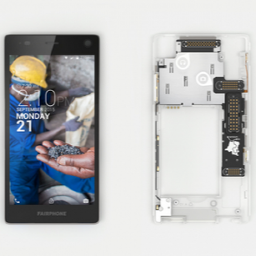 Fairphone 2, a modular phone designed to last
