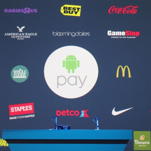 Android Pay will not collect transaction fees