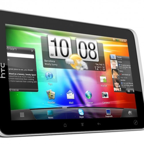HTC's new tablet Desire T7 DS shipped to India for testing