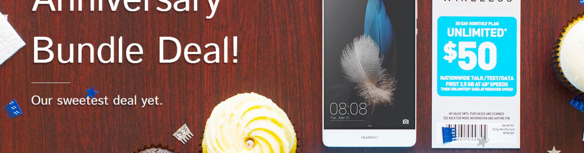 Huawei Anniversary Bundle Deals