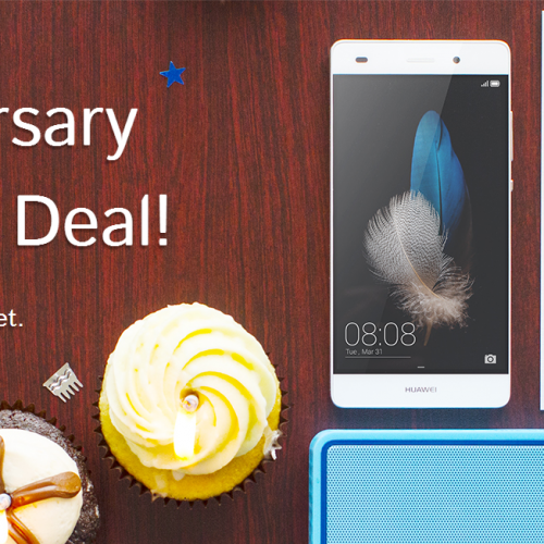 Huawei Anniversary Bundle Deals