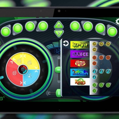 Crayola DJ: Let your kids create music (app review)