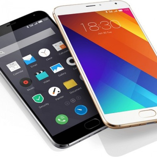 Meizu announces the all new MX5