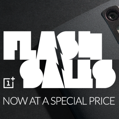 OnePlus offering limited time Flash Sales for One smartphone