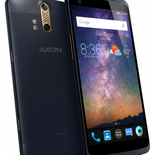 ZTE Axon Pro now on sale through Amazon, Ebay, and NewEgg for $449