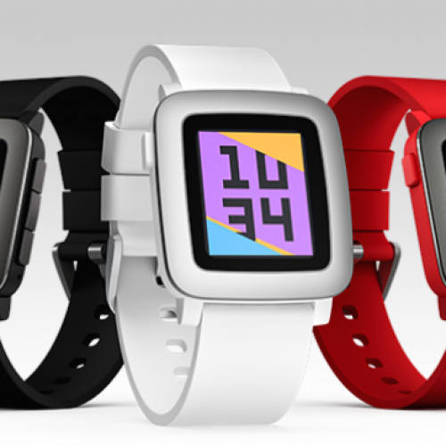 Pebble Time up for pre-order at Best Buy