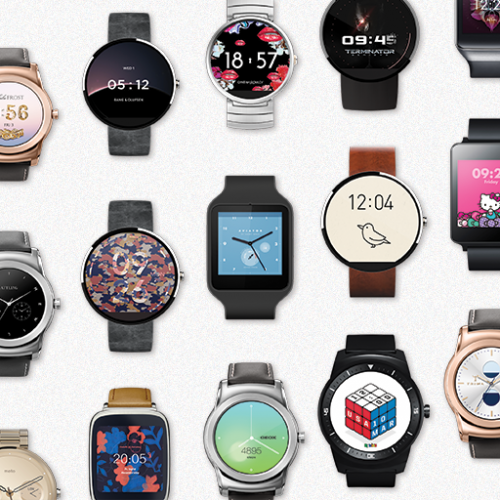 Android Wear gains a slew of new watch faces