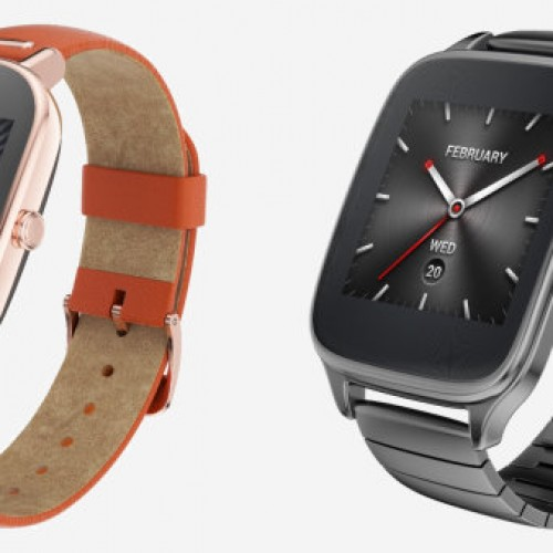 Get the low down on the new Asus ZenWatch 2