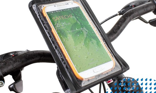 Satechi RideMate waterproof bike mount [Review]