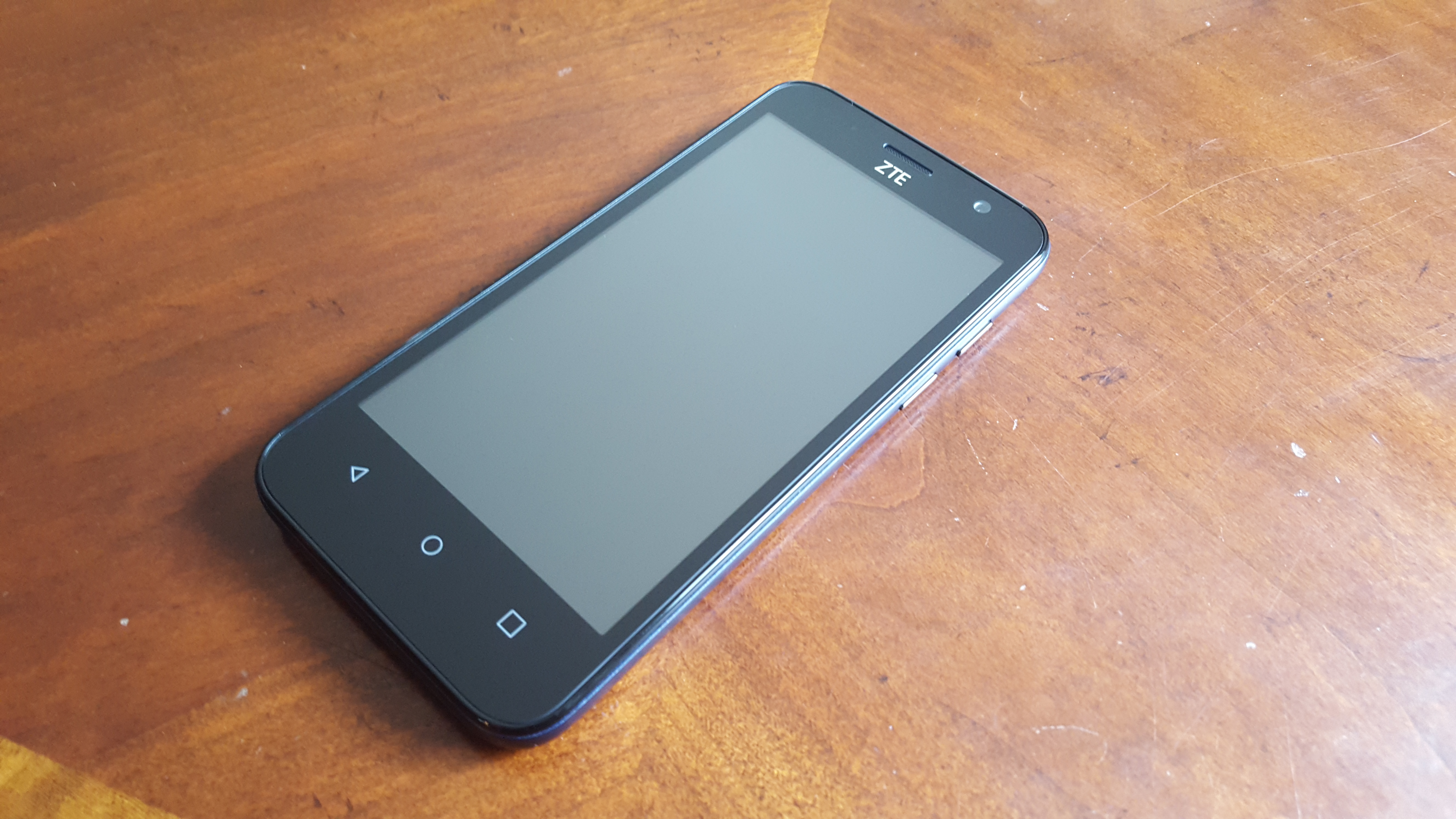 called zte overture 2 review good used