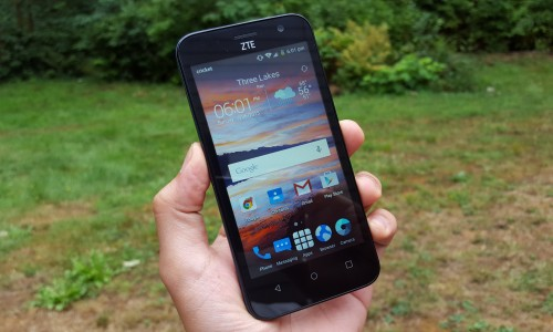 ZTE Overture 2 review