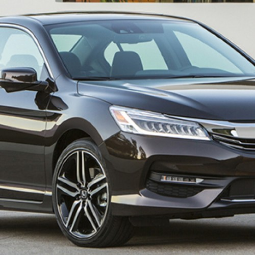 2016 Honda Accord to debut with Android Auto