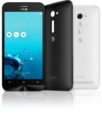 at&t adds the asus zenfone 2e to the gophone line up