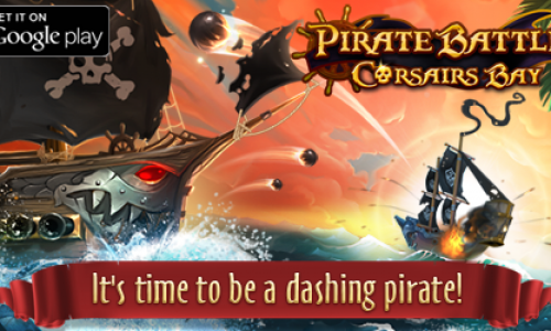 Herocraft's new multiplayer takes to the seas with Pirate Battles: Corsairs Bay