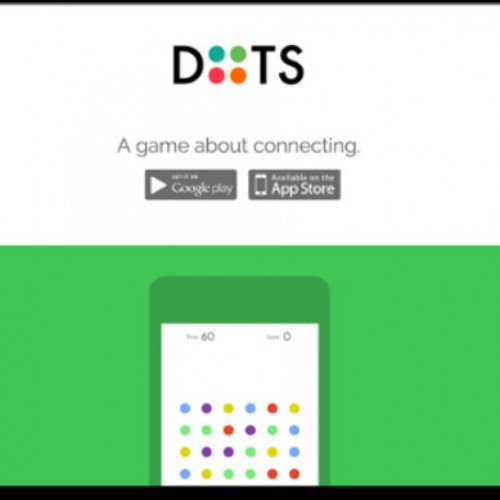 Original Dots game update released with some new features