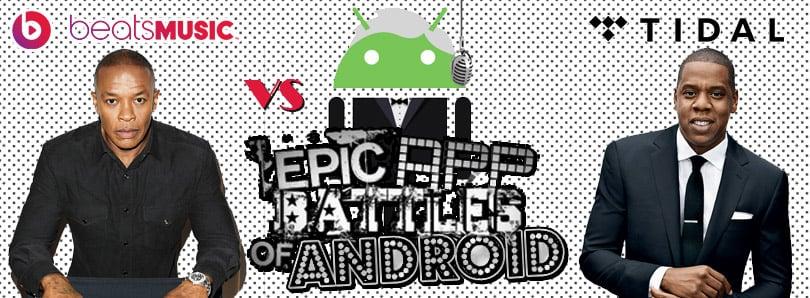 Epic App Battles Beats vs Tidal