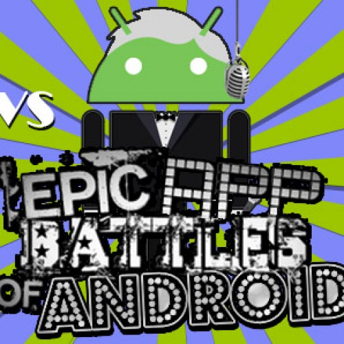 Epic App Battles of Android: Pandora vs. Slacker