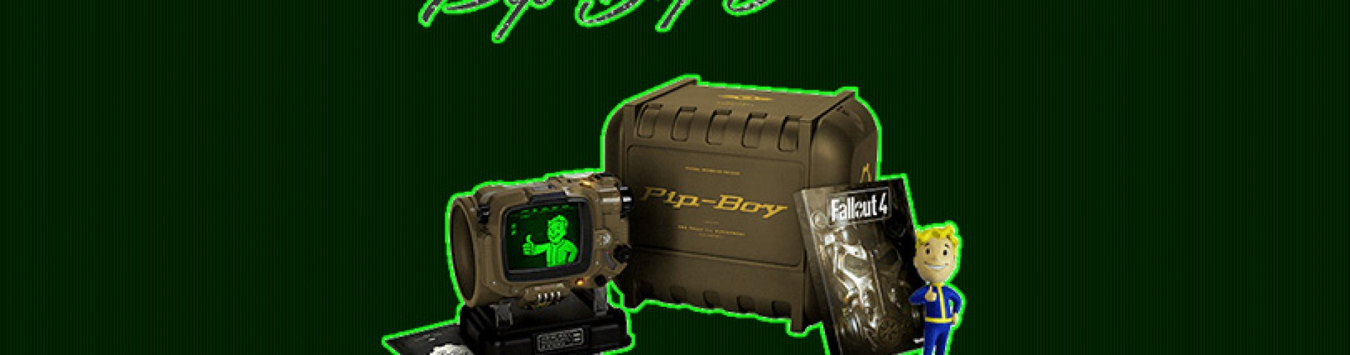 Fallout 4 will feature an actual Pip-Boy smart phone case