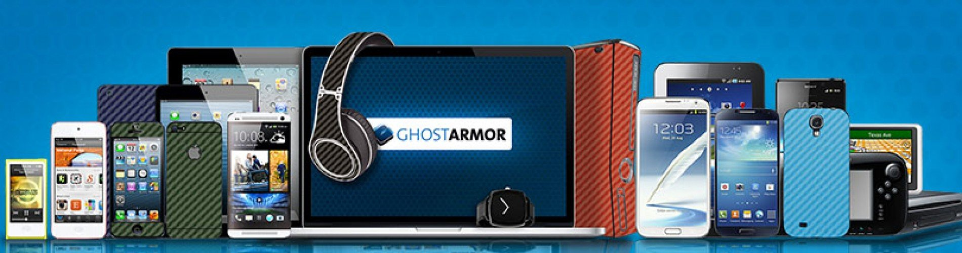 Ghost Armor giveaway and review