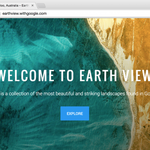 Google Earth celebrates it 10th birthday