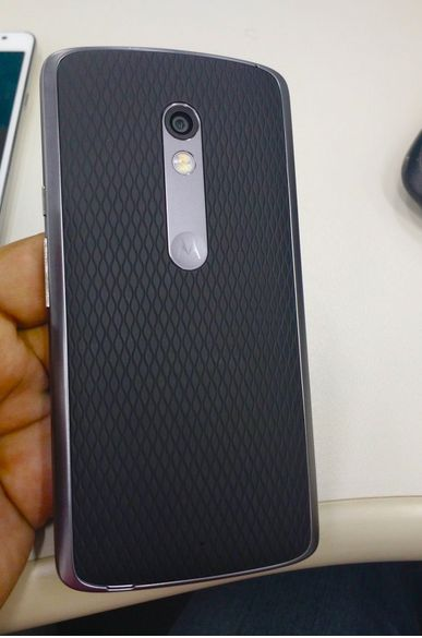 The supposed Moto X 2015