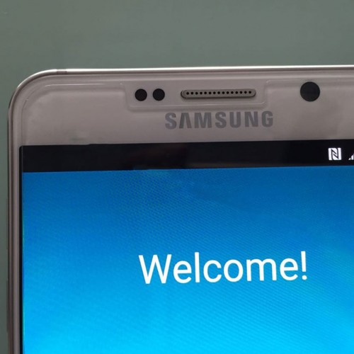 Samsung brings the Galaxy Note 5 to India