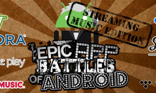 Epic App Battles of Android: week 1 summary