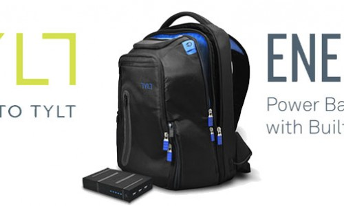 TYLT ENERGI+ an awesome backpack that charges your stuff