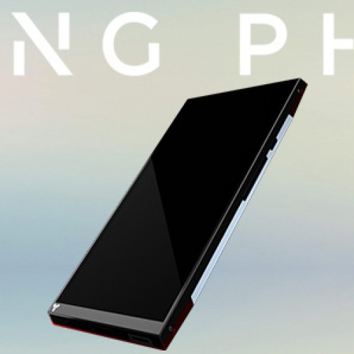 Turing Phone will be the world's first liquid metal-frame smartphone