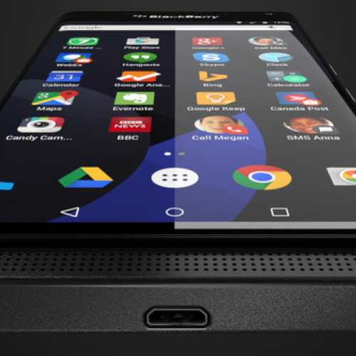 First alleged image of Android-powered  BlackBerry Venice surfaces