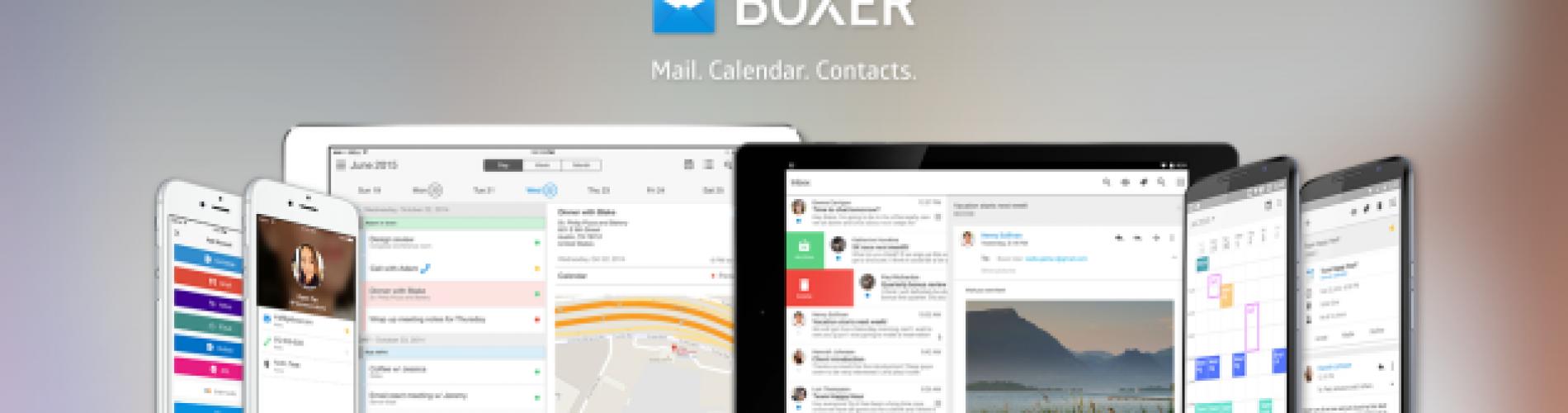 Cyanogen switching their default calendar to use Boxer calendar